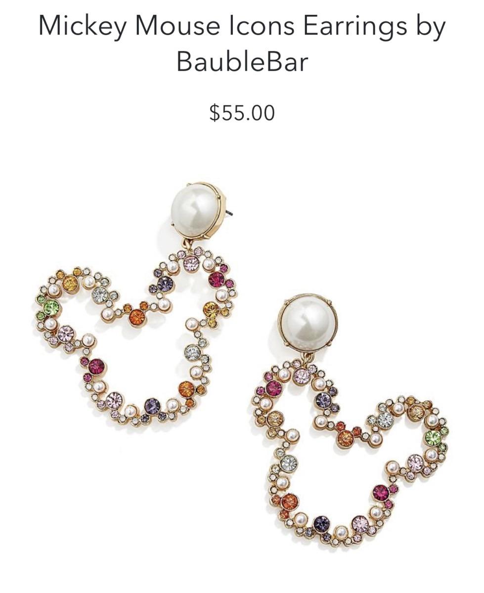New Baublebar Disney Parks Jewelry on shopDisney 1