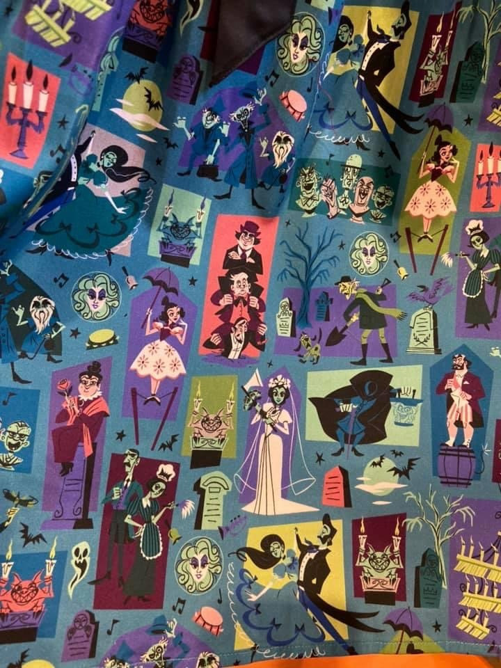 New Haunted Mansion Dress at Disney Springs! 4