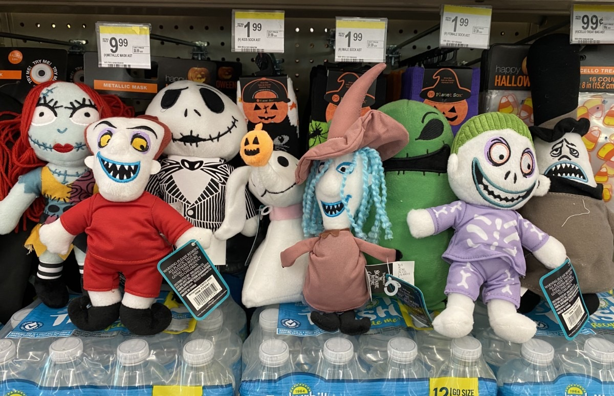 New Nightmare Before Christmas Merch at Walgreens! 3