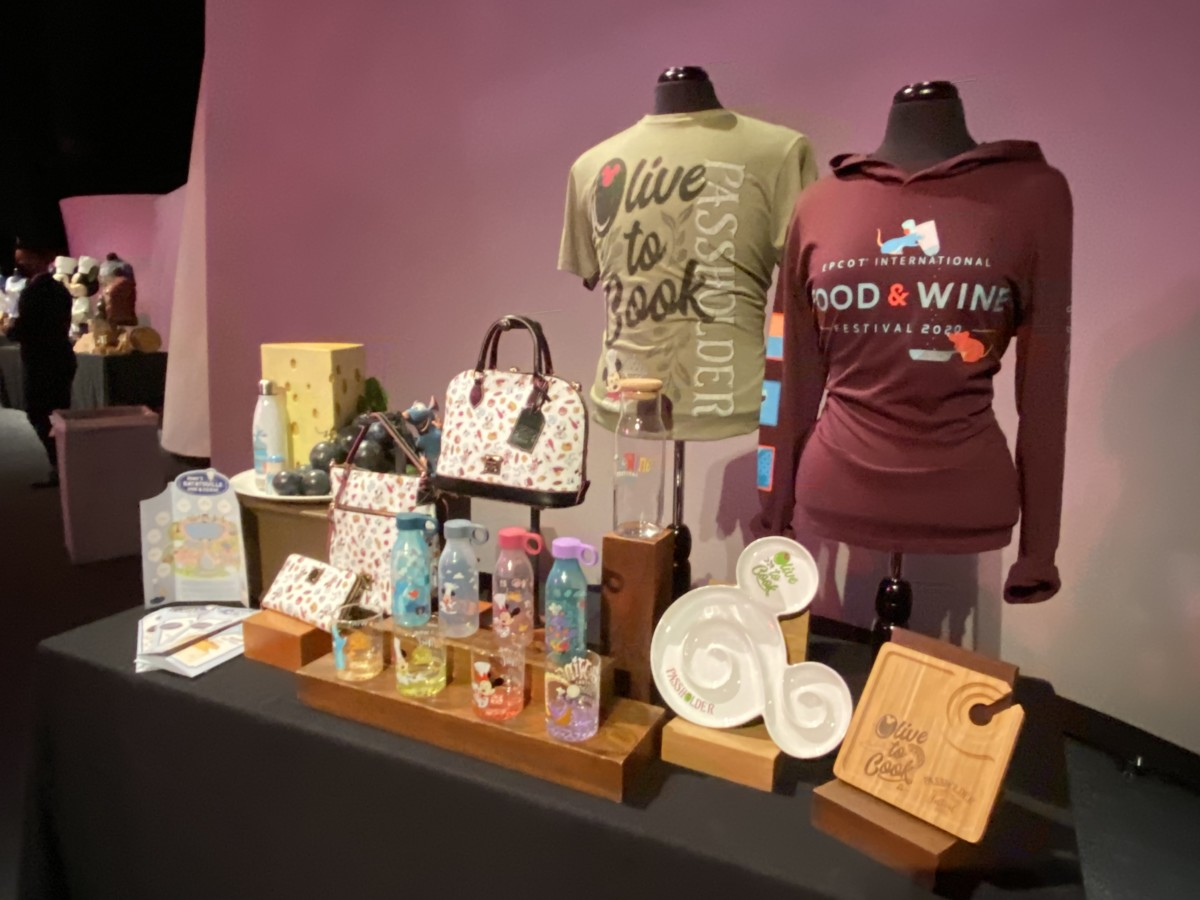 Epcot Food and Wine Festival Merchandise Preview! #tasteepcot 10