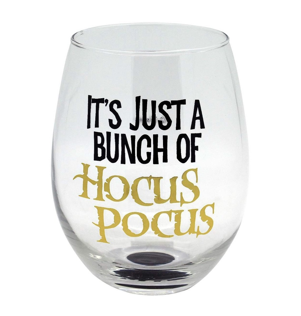Spirit Halloween Just Dropped 'Hocus Pocus' Wine Glasses! Details Below! 2