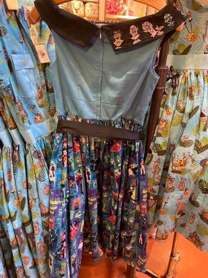 New Haunted Mansion Dress at Disney Springs! 2