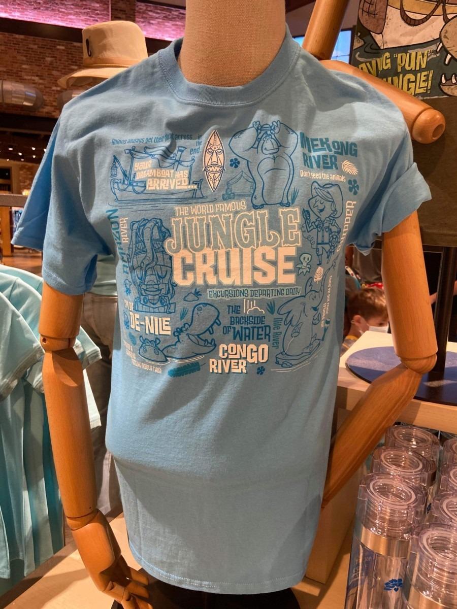 New Jungle Cruise Merch at Disney Springs 9
