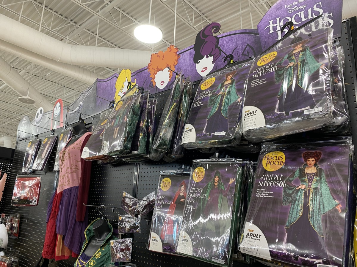 See What's New at Spirit Halloween! Disney decor and more! 7