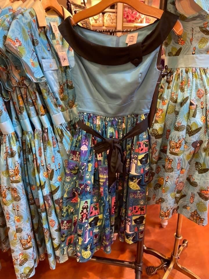 New Haunted Mansion Dress at Disney Springs! 1