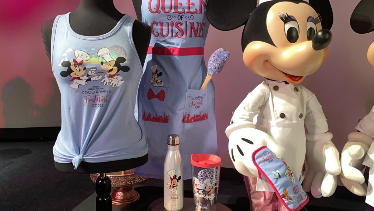 Epcot Food and Wine Festival Merchandise Preview! #tasteepcot 3