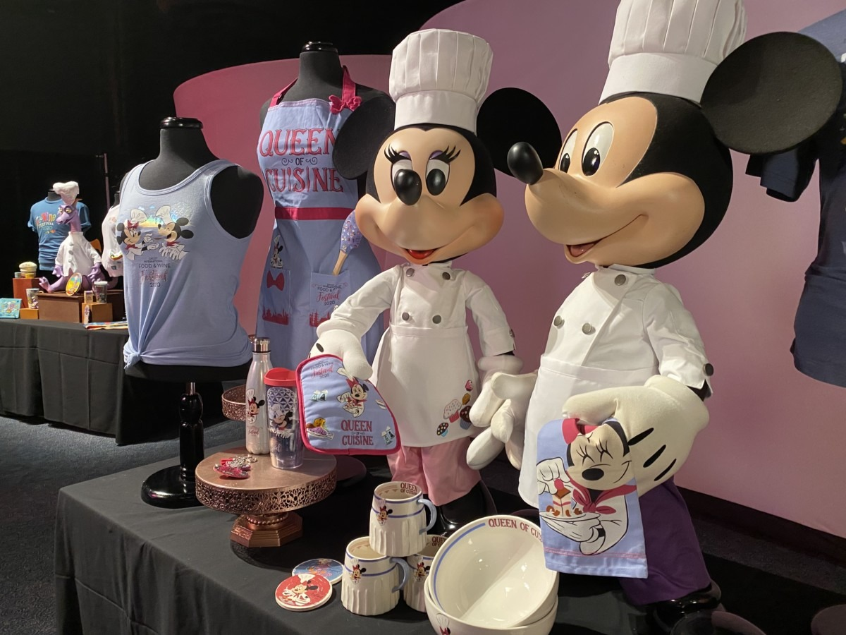 Epcot Food and Wine Festival Merchandise Preview! #tasteepcot 8