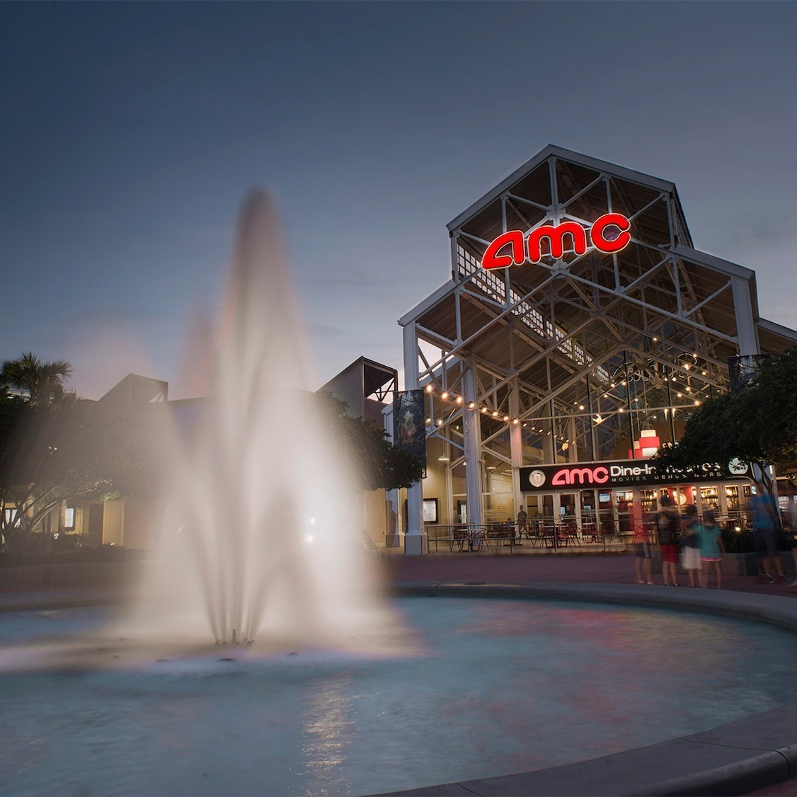 AMC Theatres reopening Aug. 20 with 15-cent movie tickets! #DisneySprings 1