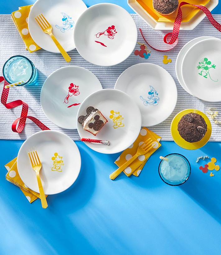 Corelle Releases Special Edition Collection Featuring Mickey Mouse! 3