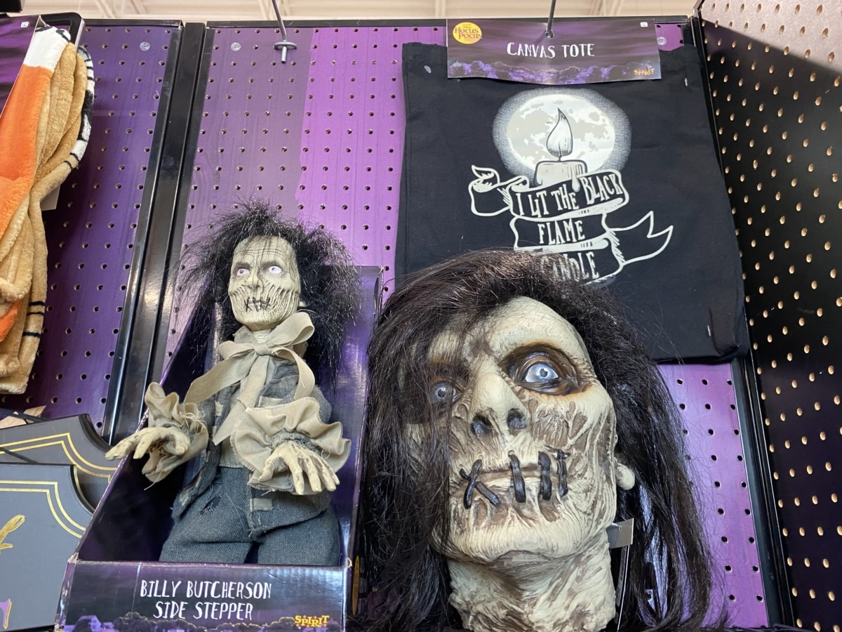 See What's New at Spirit Halloween! Disney decor and more! 3