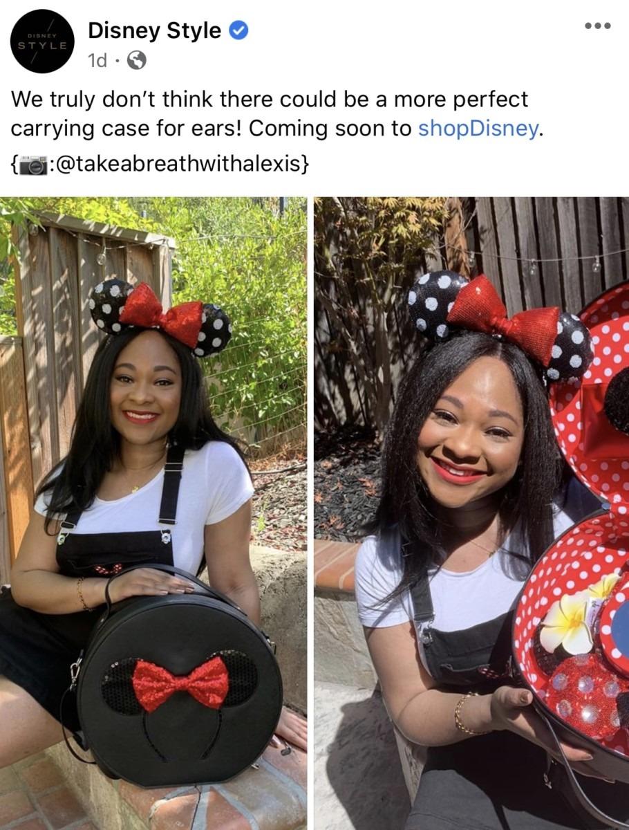 New Minnie Ear Headband Case Coming to shopDisney! 1