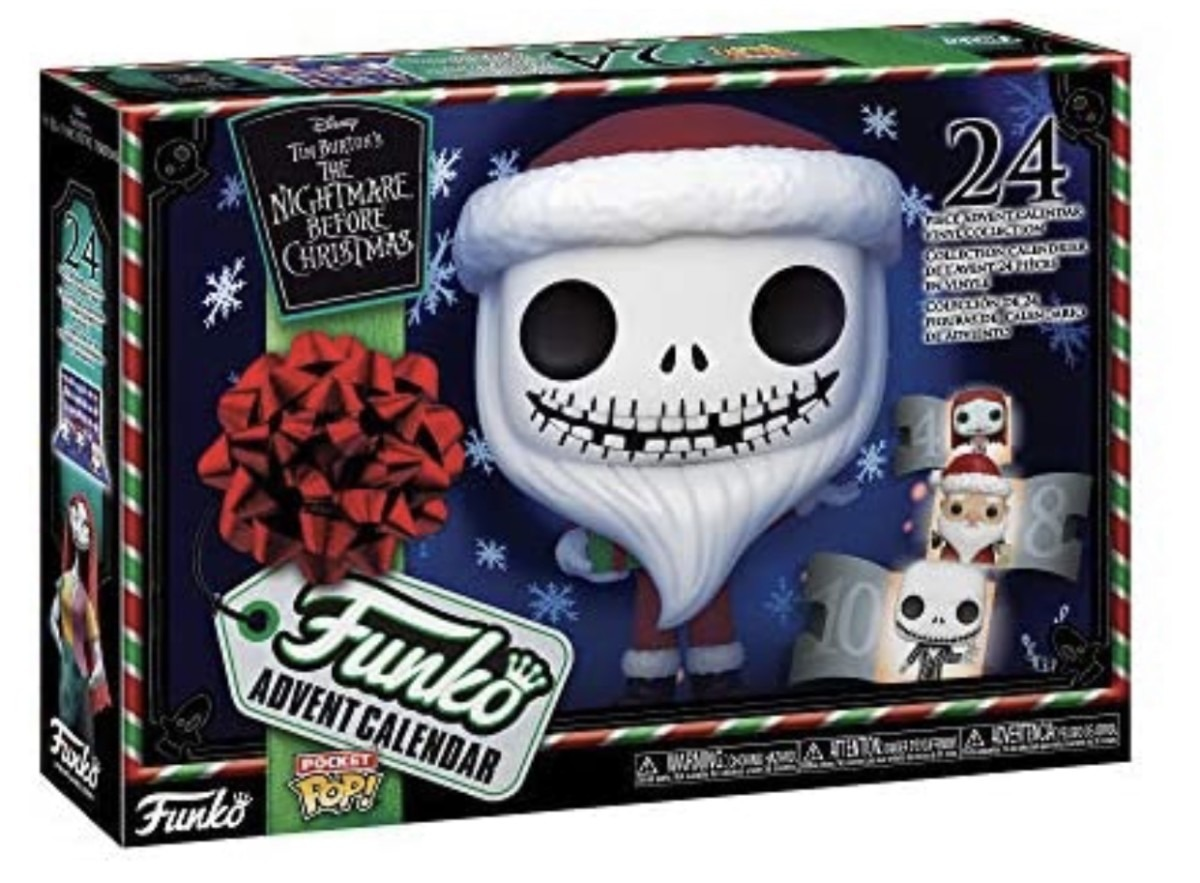 Funko Nightmare Before Christmas Advent Calendar! 1
