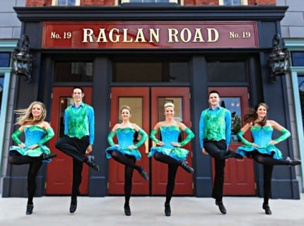 Raglan Road Great Irish Hooley Cancelled--Pub is open for dining and entertainment! 1