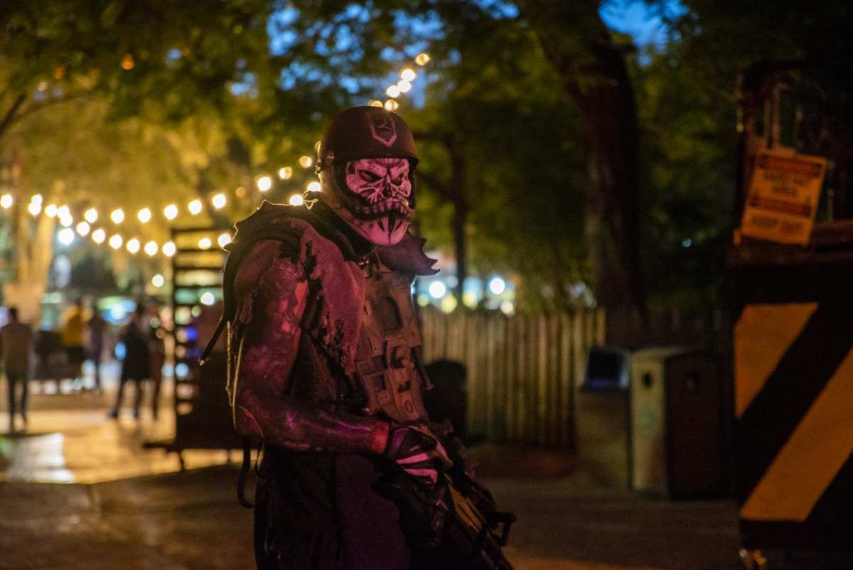 PHYSICALLY DISTANT FRIGHTS WILL OFFER SAFE, GHOULISH DELIGHT AT MODIFIED HOWL-O-SCREAM FOR 2020 1