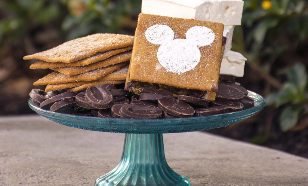 House-Made S'mores from The Ganachery at Disney Springs