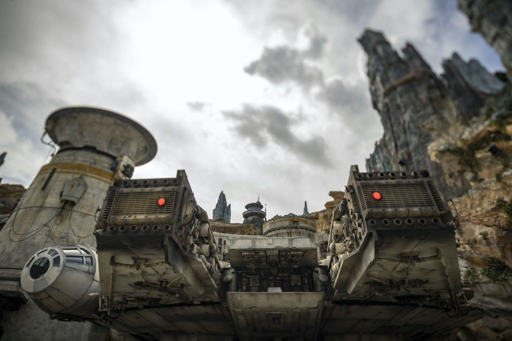 Star Wars: Galaxy's Edge at Disney's Hollywood Studios
