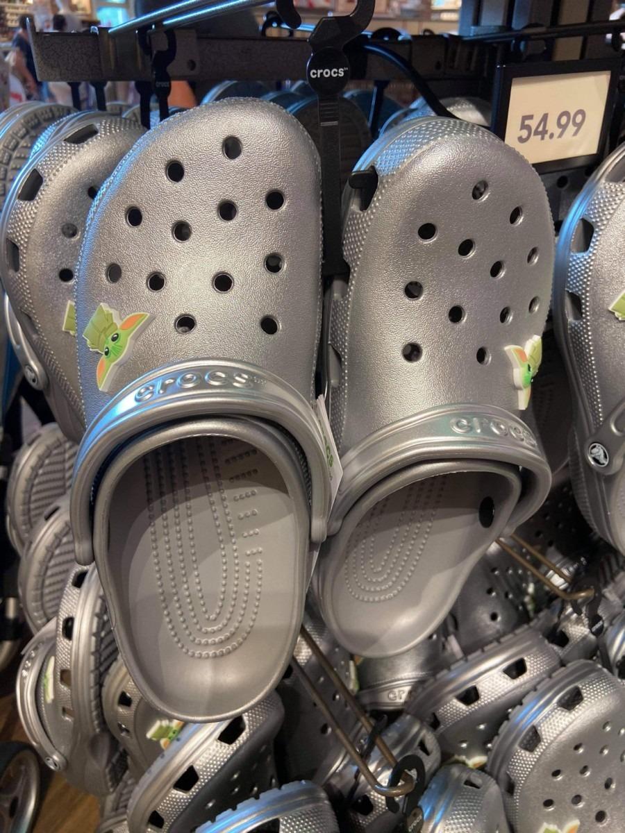 "New Crocs Featuring ""The Child"" at Walt Disney World! 2"
