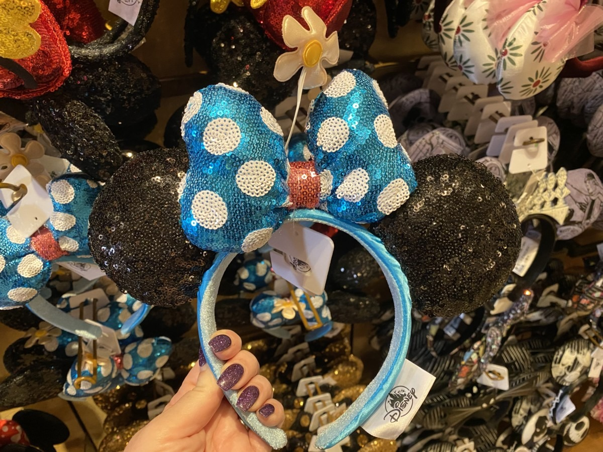 Three New Sets of Polka Dot Minnie Ears at WDW! 2