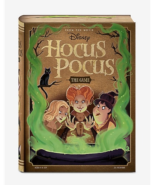 It's Hocus Pocus Time, Witches! Fun Merch from BoxLunch! 5