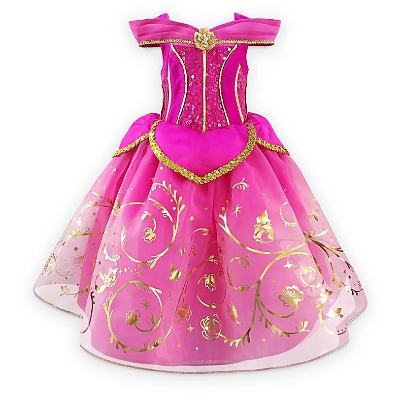 Aurora Deluxe Costume for Kids – Sleeping Beauty