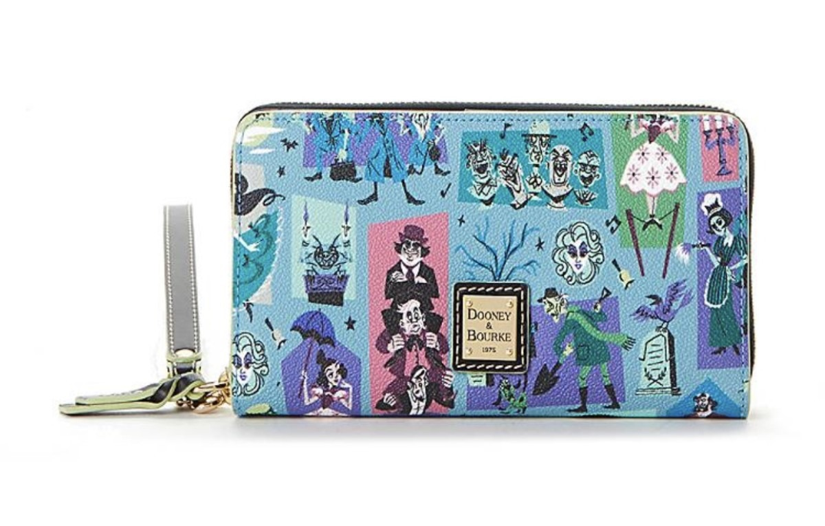 NEW! The Haunted Mansion by Dooney & Bourke 5