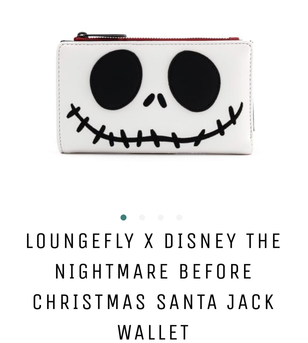 New Nightmare Before Christmas Bags from Loungefly 4