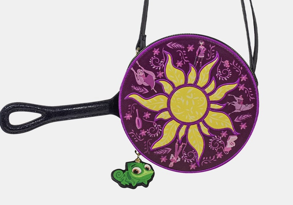 New Rapunzel Frying Pan Crossbody Bag from Danielle Nicole 3
