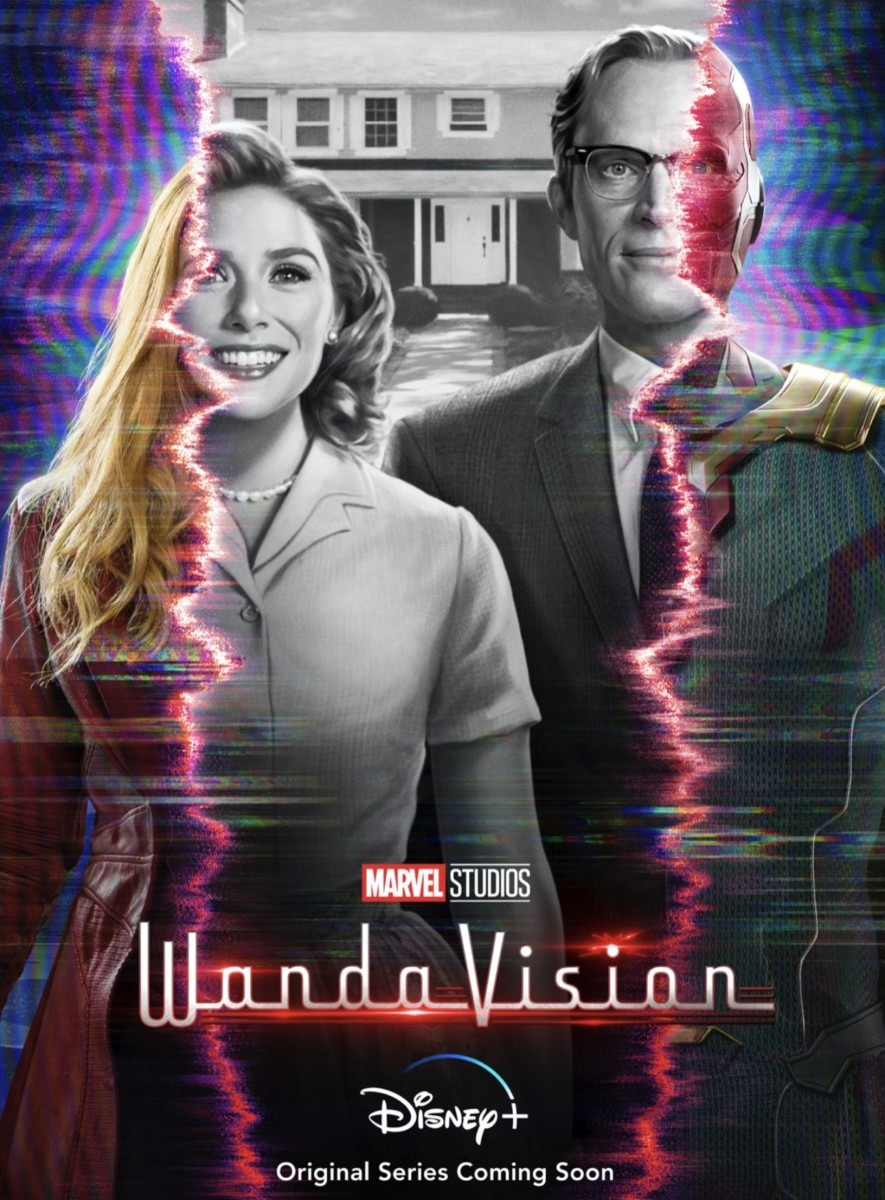 """MARVEL STUDIOS' UPCOMING DISNEY+ SERIES """"WANDAVISION"""" TRAILER JUST UNVEILED DURING THE 72nd PRIMETIME EMMY AWARDS 1"""