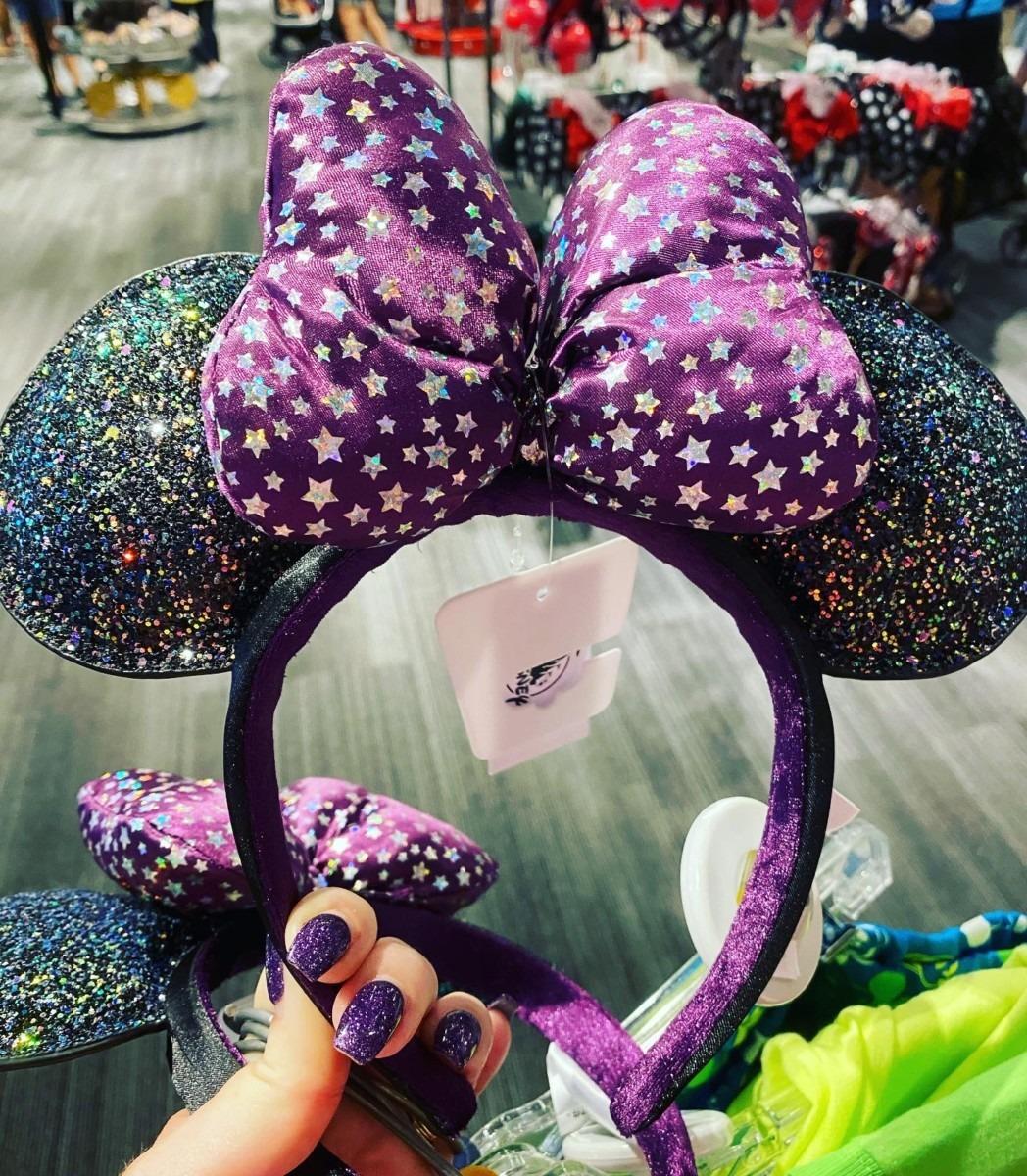 New Celestial Minnie Ears Now at Walt Disney World 2