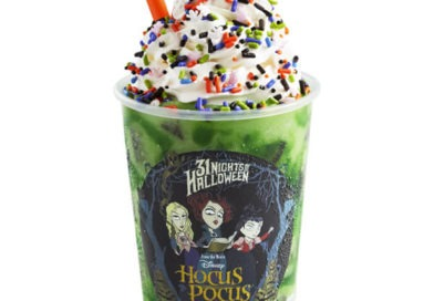 Kick off Freeform's 31 Nights of Halloween With This Wicked Hocus Pocus Shake