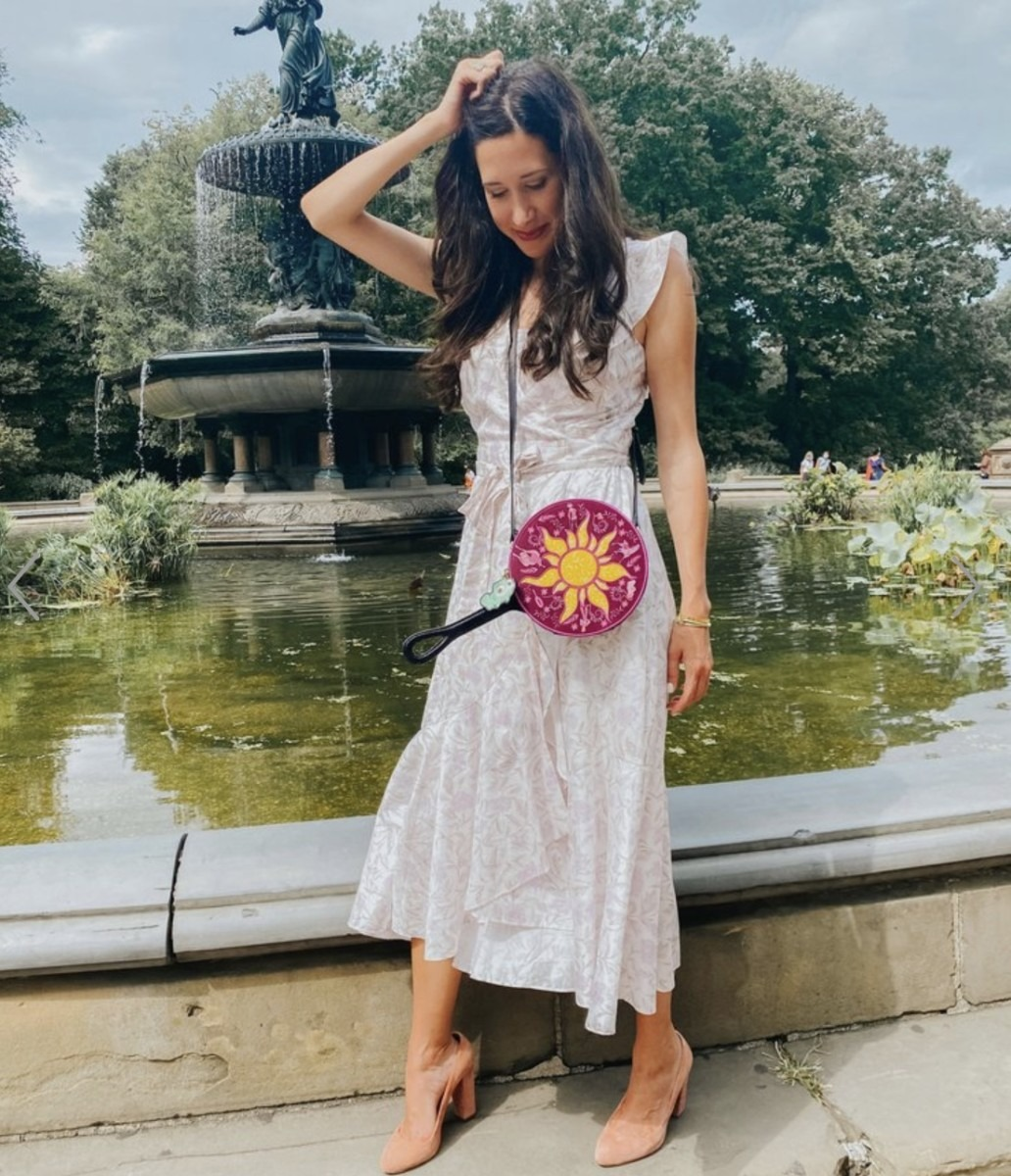 New Rapunzel Frying Pan Crossbody Bag from Danielle Nicole 2
