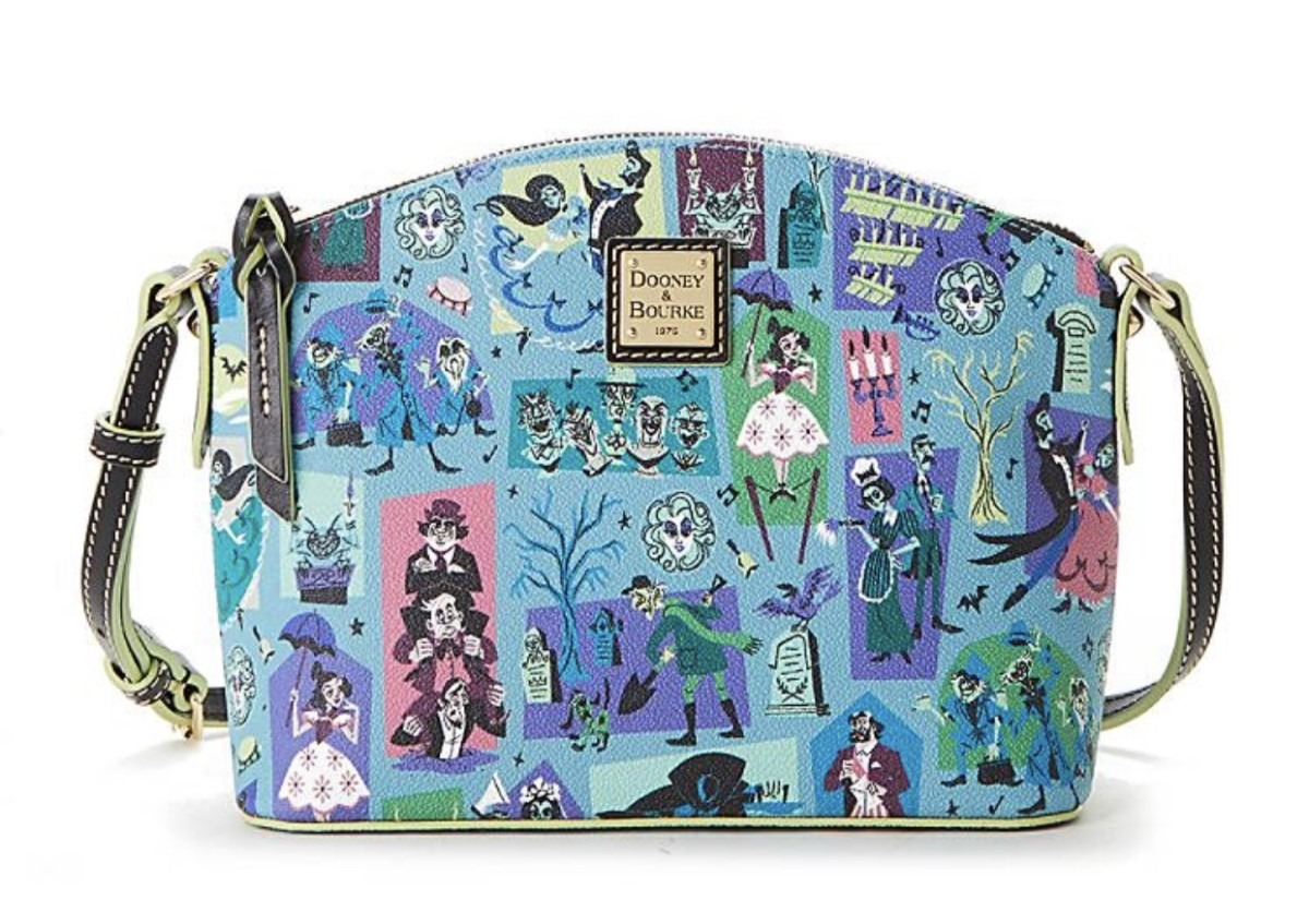 NEW! The Haunted Mansion by Dooney & Bourke 4