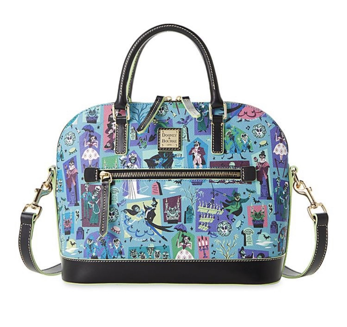 NEW! The Haunted Mansion by Dooney & Bourke 3