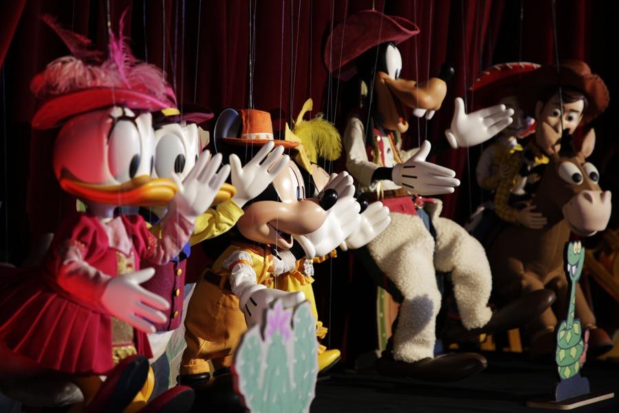 Disneyland Paris celebrates its Heritage Days with exhibition dedicated to past and present shows at Disneyland Paris