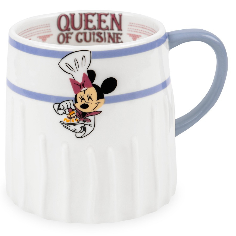 Queen of Cuisine Minnie Mouse Mug