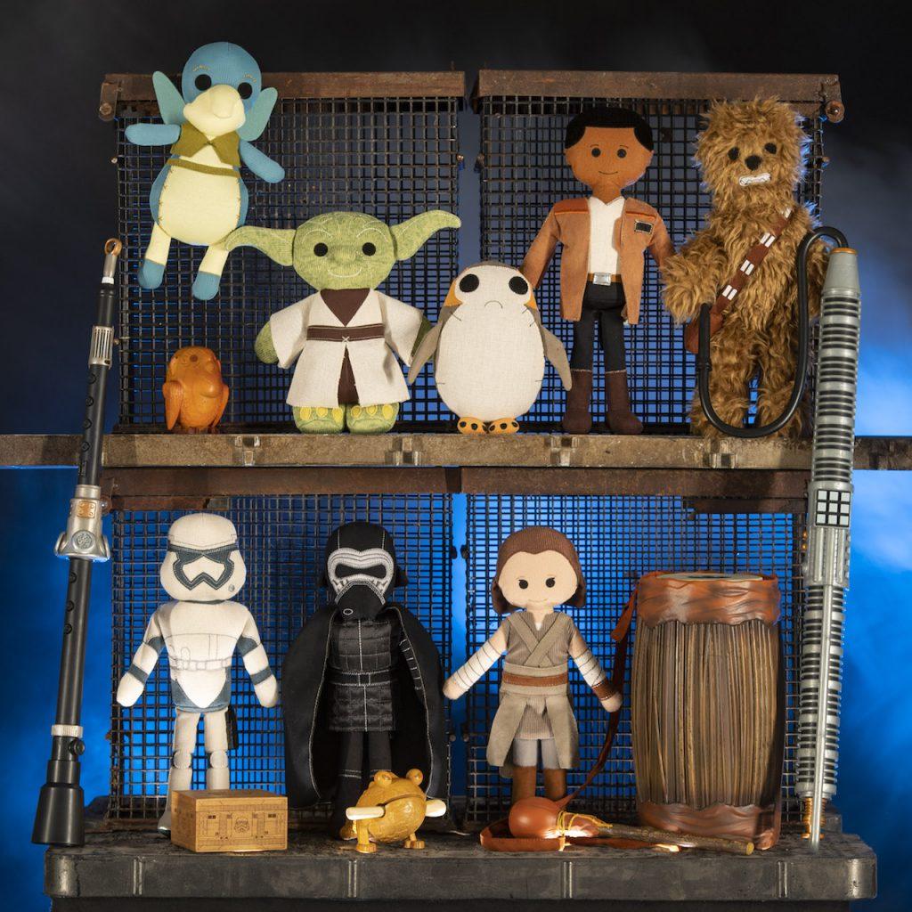 Star Wars: Galaxy's Edge Merchandise – Artisan-Style Toys