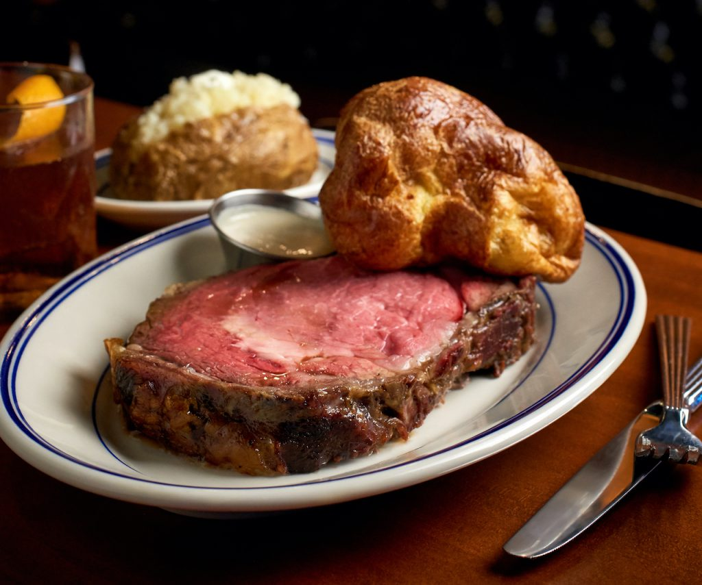 Queen Cut Prime Rib from The Edison for Weekday Delights at Disney Springs for the Fall 2020 Season