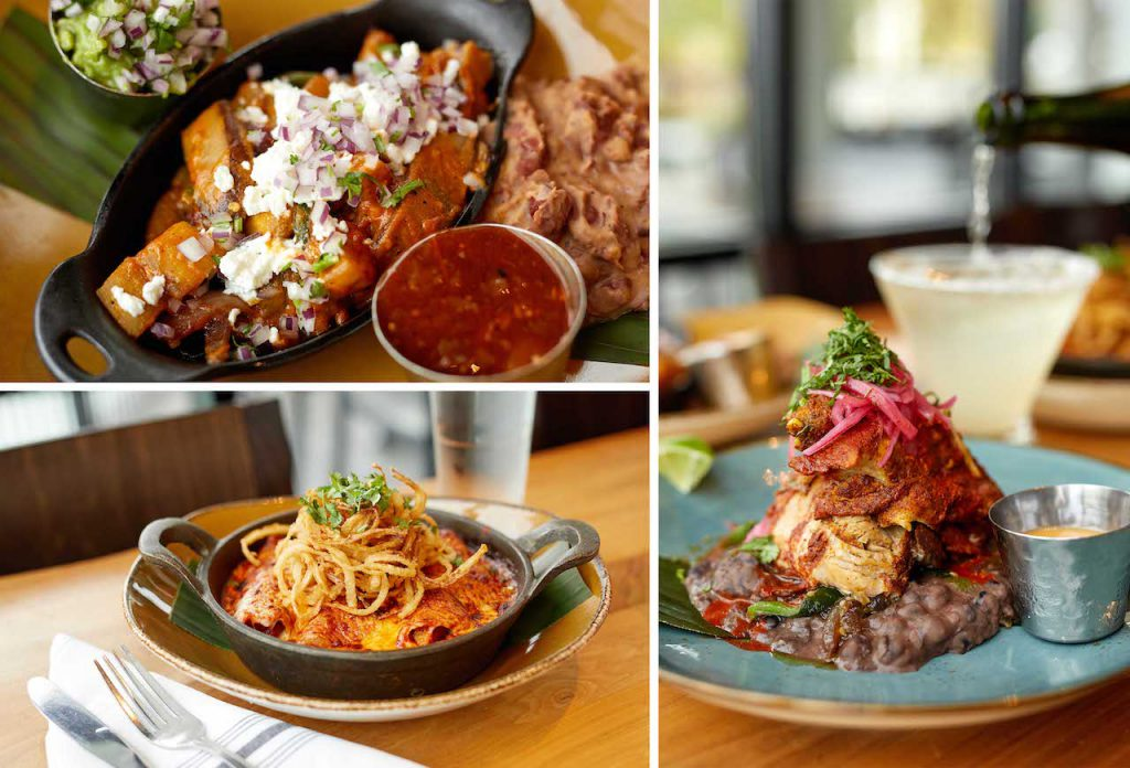 Dishes from Frontera Cocina for Weekday Delights at Disney Springs for the Fall 2020 Season