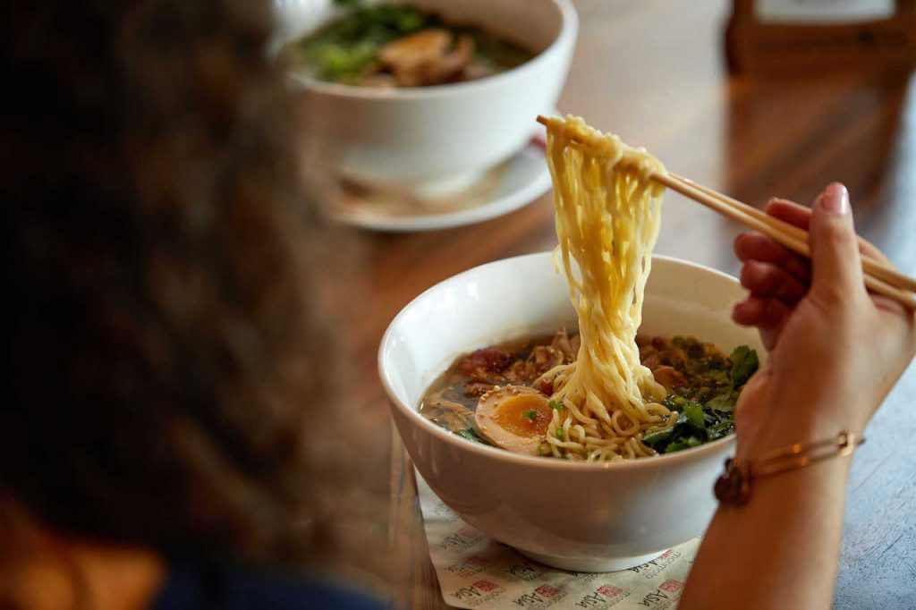 Peking Duck Ramen from Morimoto Asia for Weekday Delights at Disney Springs for the Fall 2020 Season