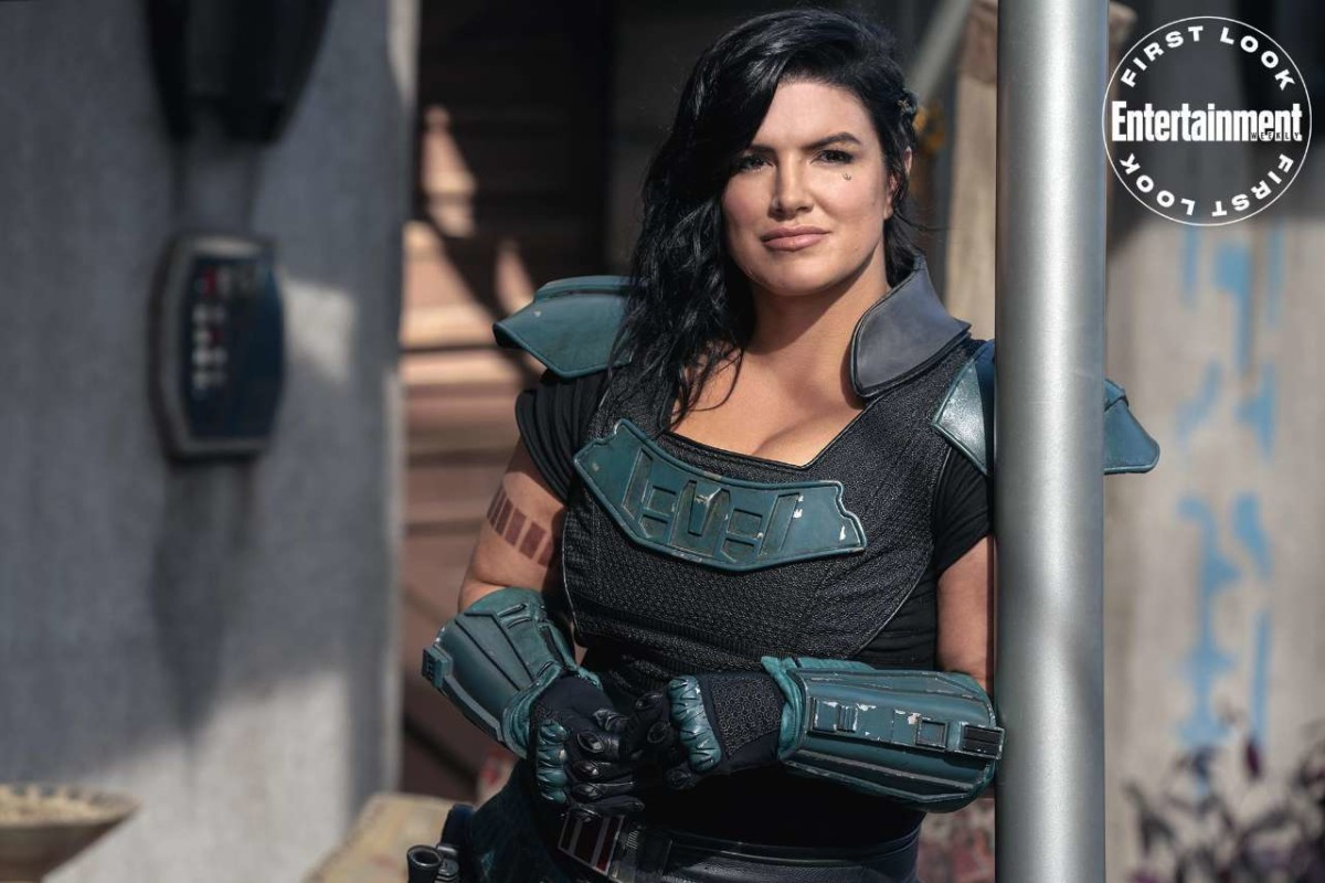Gina Carano as Cara Dune