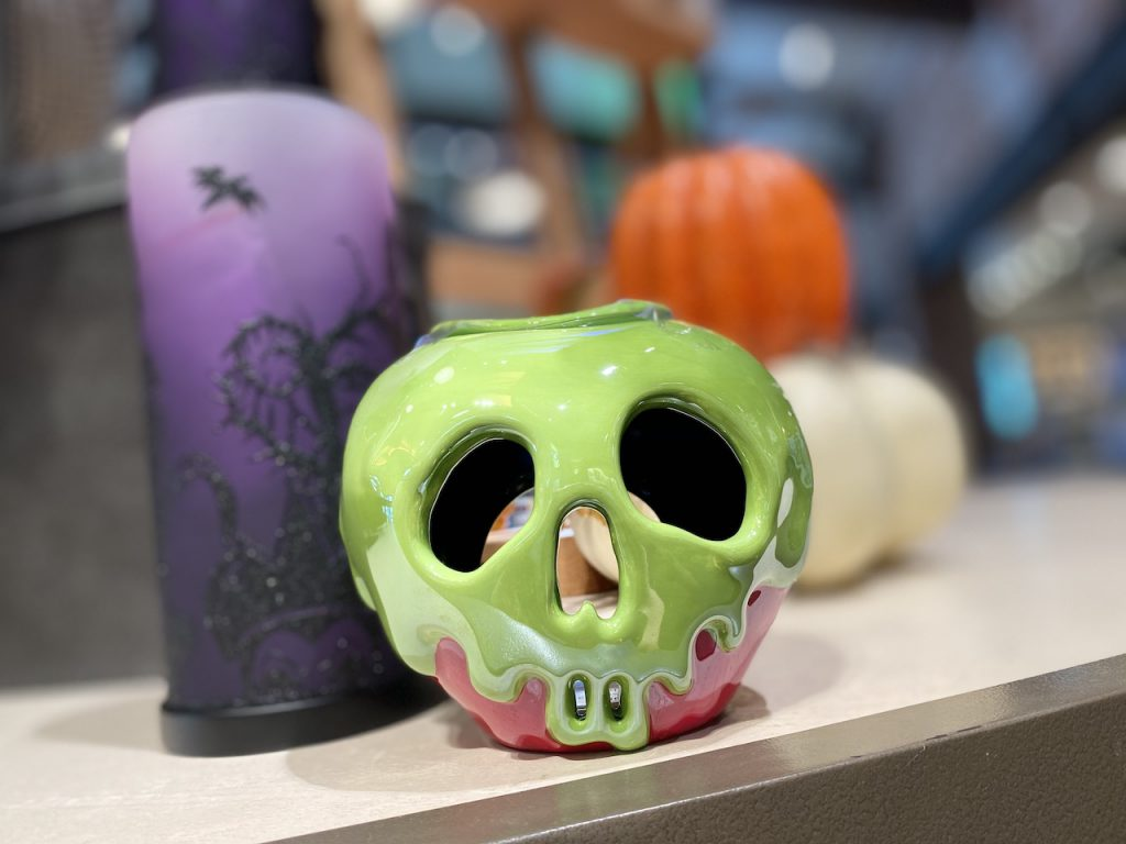 Poison Apple candle holder