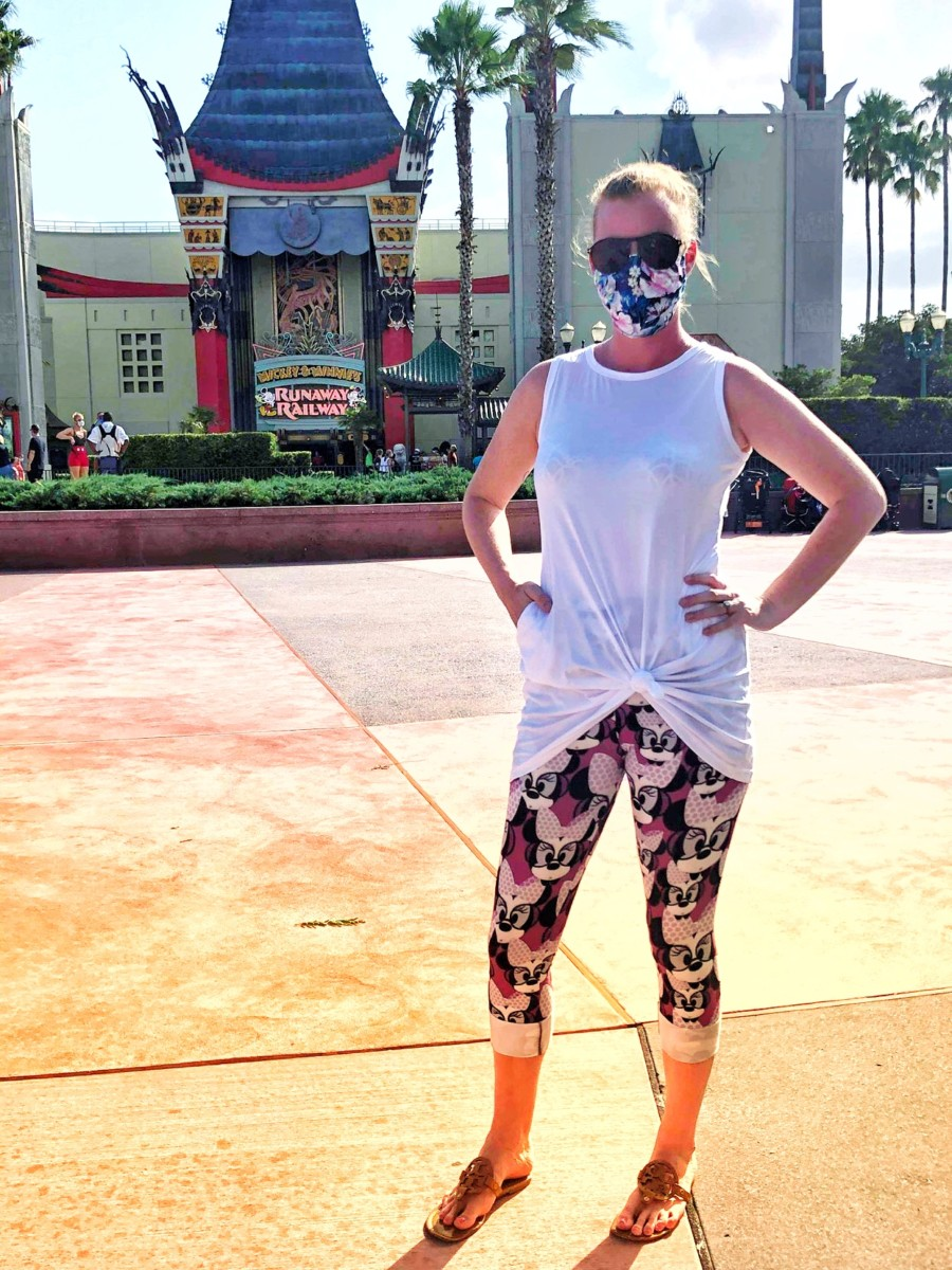 Boo to You! Free Matching Face Mask with Select Leggings! 15