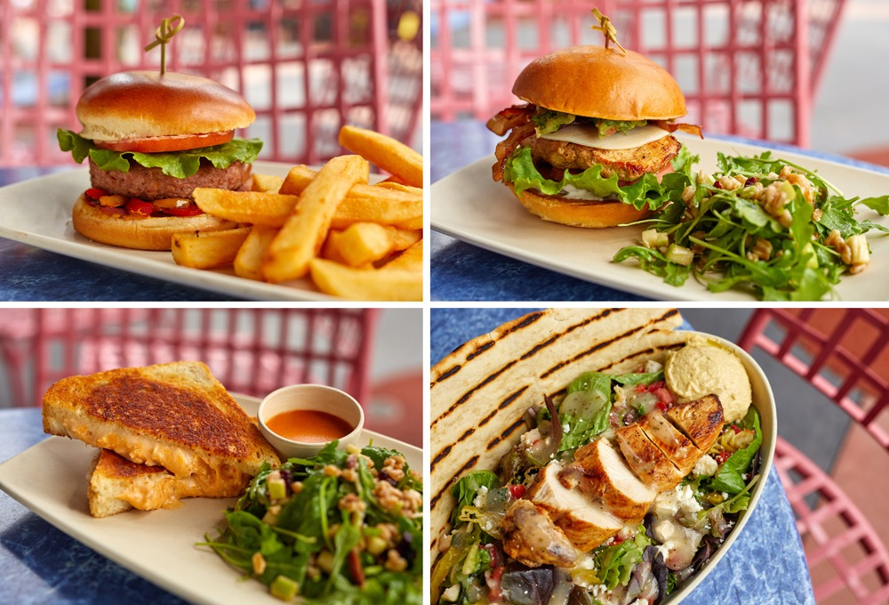 New Menu Items from ABC Commissary at Disney's Hollywood Studios
