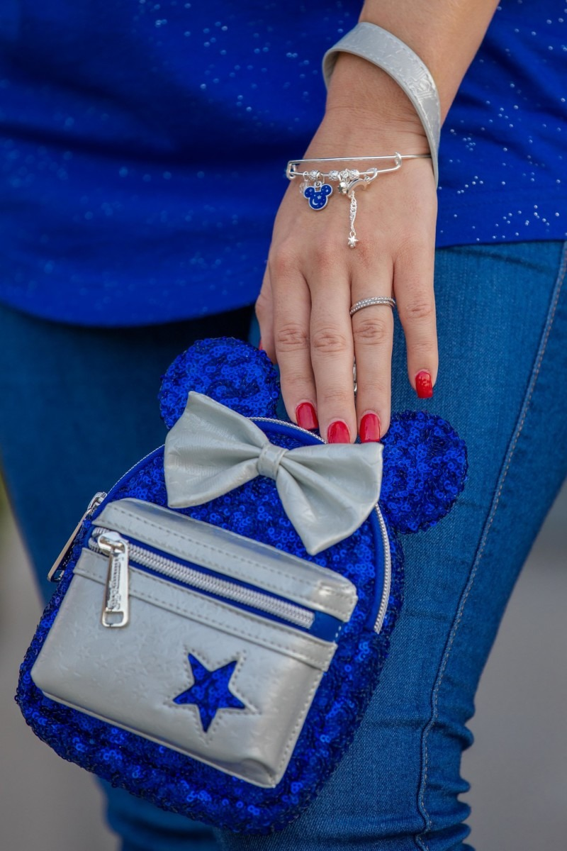 """Introducing the New """"Wishes Come True Blue"""" Collection from Disney & Make A Wish 6"""
