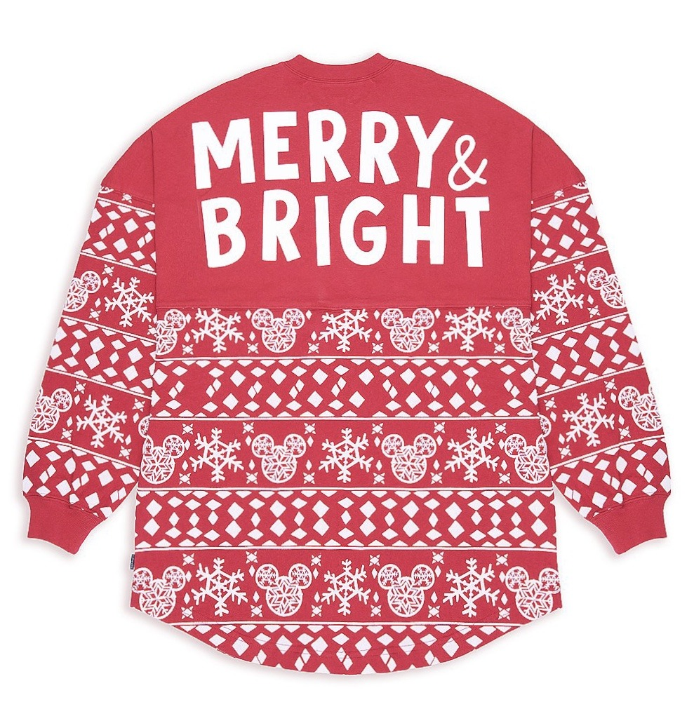 NEW Holiday Spirit Jerseys & More Now on shopDisney! 5