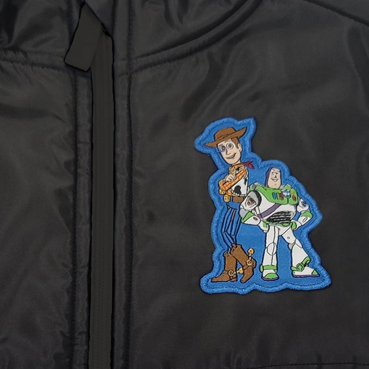Woody and Buzz Lightyear Pieced Fleece Jacket for Kids – Toy Story