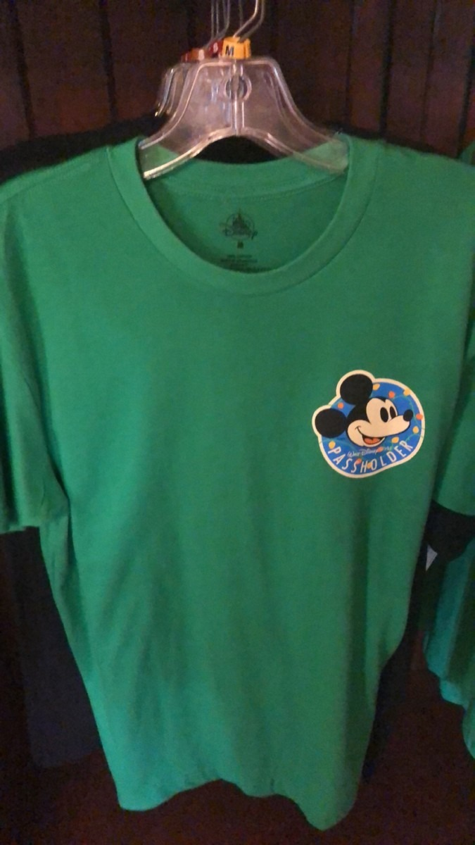New Merchandise at the Annual Passholder Pop Up Shop at Epcot 6