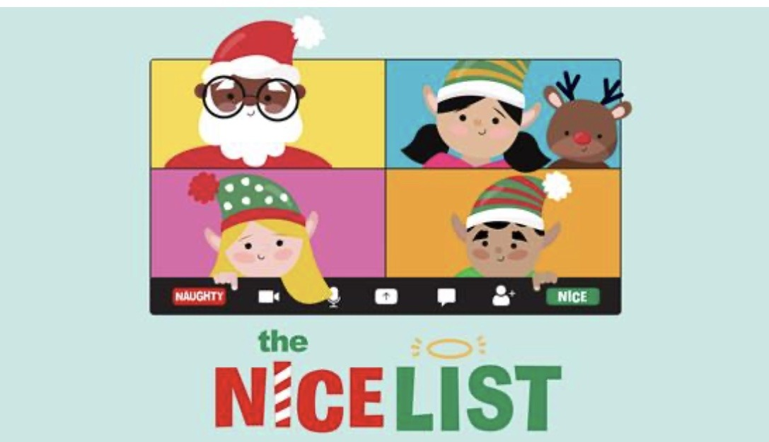 Actors from Disney's Aladdin on Broadway reunite in All-New Musical The Nice List 1