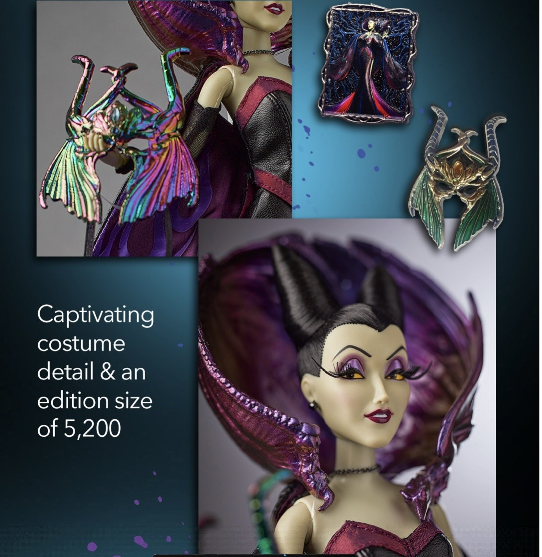 Enter for a Chance to Buy Maleficent Collectibles on shopDisney! 2