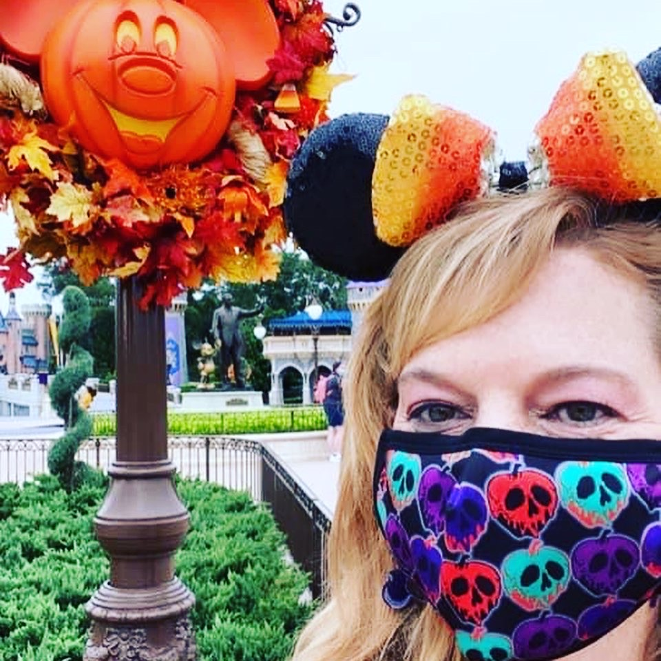 Boo to You! Free Matching Face Mask with Select Leggings! 12
